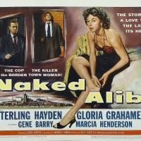 Classic Movies - Naked Alibi (1954)