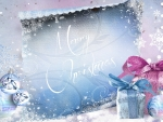 Blue Christmas Delight