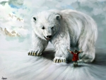 Alice and the Polar Bear
