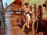 Tack Room Cowgirl