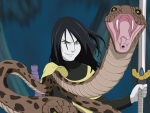 orochimaru and his snake