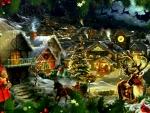 merry christmas to all my friends in Desktopnexus