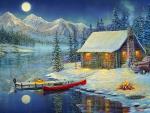 Cold Winter's Night