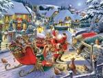 Spreading Christmas Joy