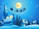 Full Moon Sleigh Ride