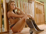 Cowgirl ~ Veronika Fasterova