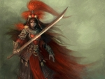 samurai woman warrior