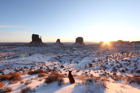 Monument Valley - Monument Valley, cool, desert, nature, fun