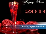 Cheers....Happy New Year 2016