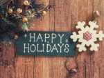 Happy Holidays ♥