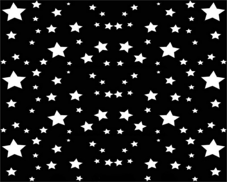 Stars Space - gizzzi, stars, labrano, star, black, white, space