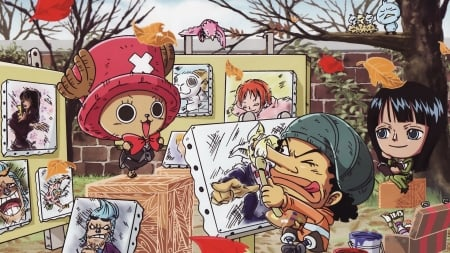 one piece - one, piece, chopper, pirate