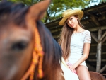 Cowgirl Dreaming