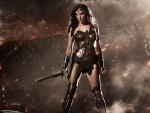 wonder woman in batman vs superman