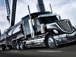 international fuel truck