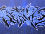 Tag on the wall