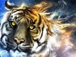 Fantasy tiger