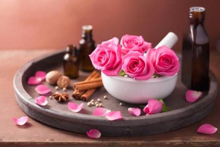 Aromatherapy Flowers Nature Background Wallpapers On Desktop Nexus Image 2065035