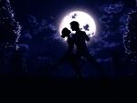 Dancing under the moonlight