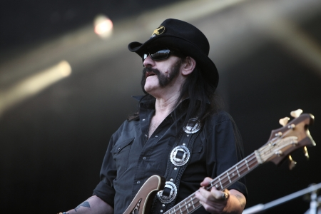 Lemmy - Rest In Peace - Music & Entertainment Background