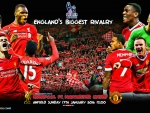 LIVERPOOL - MANCHSTER UNITED