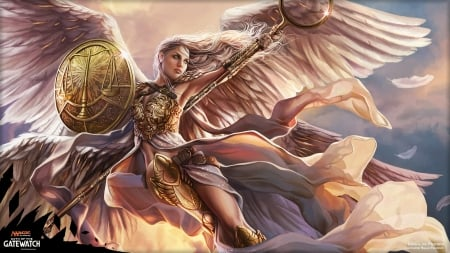 Linvala The Preserver Other Video Games Background Wallpapers