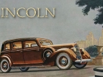 1936 Lincoln Willoughby Limosine