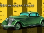 1934 Chrysler Business Coupe