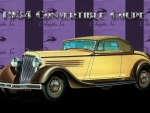 1934 Chrysler Convertible Coupe