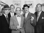 MARX BROTHERS with street cloths