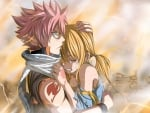 Natsu and Lucy Fairy Tail