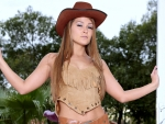 Cowgirl Abby Cross