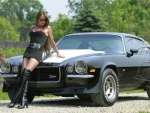 Cowgirl & Her Z28