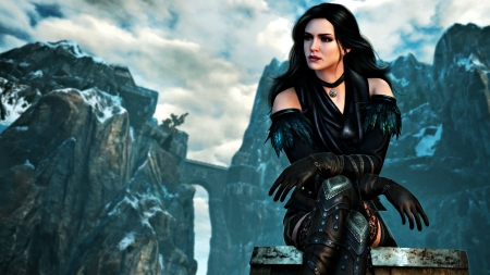 Comments On Yennefer Fantasy Wallpaper Id 2067201 Desktop Nexus Abstract