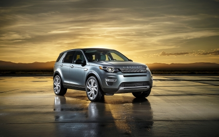land rover discovery sport - sport, land, rover, discovery