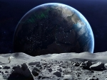 Moon Earth
