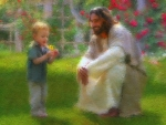 Teaching Little Boy