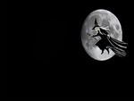 Witch full moon