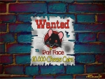 Wanted Rat Face