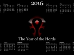 The Year of the Horde