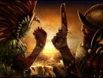 Aztec and Conquistador