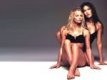 Jaime Pressly & Friend