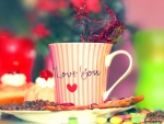 ~ ♥ღ Valentine's Day Coffee Time ღ♥ ~
