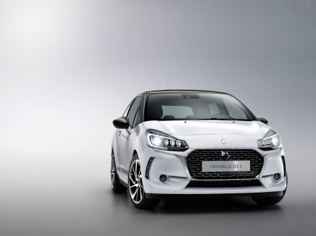 DS 3 facelift (2016) - PSA, french car, ds3, ds, car division