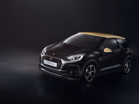 DS 3 (facelift) DS Performance model 2016 - PSA, DS, french car, car division, DS Performance