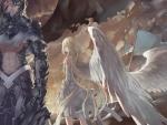 Angel & Evil Knight