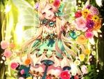 Flowered Fairy