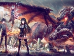 Dragon Fighters