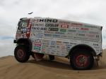 Hino Dakar Rally Truck