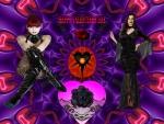 Dark Lace Valentine